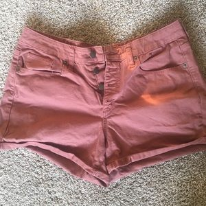 Universal Thread high waisted shorts
